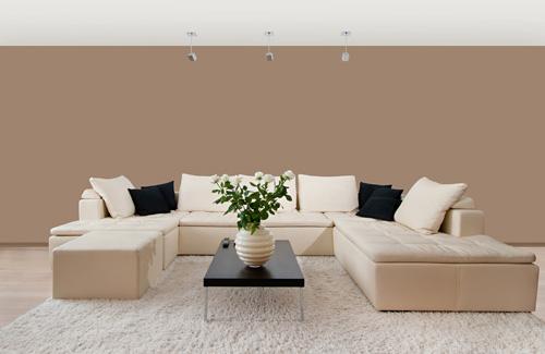 Wohnzimmer - Auro Schweiz - Naturfarben