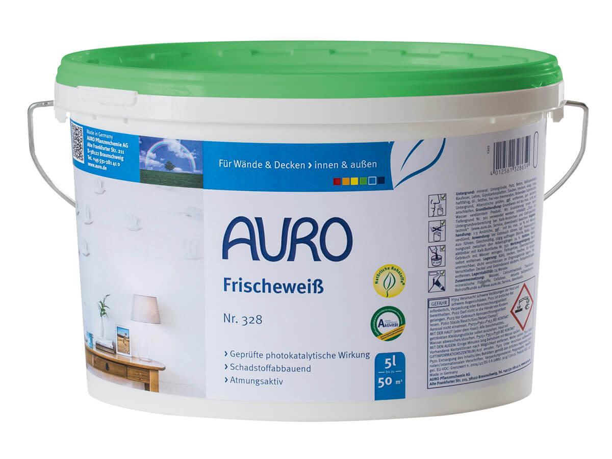 Komplett Neu Spezial-Wandfarben - AURO Schweiz - Naturfarben EQ42
